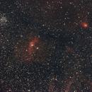 NGC 7635,                                silentrunning