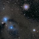 Molecular cloud in Corona Australis NGC6729,                                Michel Lakos M.
