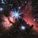 IC 434 (Crop),                                Olaf Fritsche