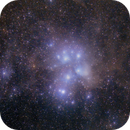 Pleiades and Hyades,                                Nico Carver