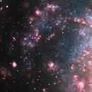 HA area inside the M33,                                Ola Skarpen SkyEyE