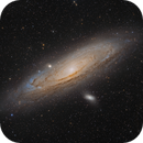 Andromeda Galaxy - M31, Bill