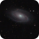 M81 & M82 - Bode & Cigar with Fujifilm X-T1,                                Astrozeugs