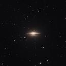 The Sombrero Galaxy M104,                                Dasidius
