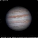 Jupiter, Callisto, Io and Ganymede,                                Stefano Quaresima