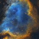 Soul Nebula (IC 1848),                                AstroBadger