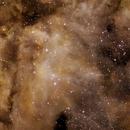 Southern Carina Nebula,                                Paul Wilcox (UniversalVoyeur)