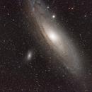 M31,                                Albert van Duin