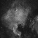 NGC 7000 au 5D sur FSQ106 N,                                Obiwan