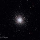 M13, The  Great Hercules Globular Star Cluster,                                Robert Van Vugt