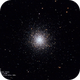 M13, The  Great Hercules Globular Star Cluster,                                Robert Van Vugt