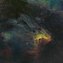 IC5070 Pelican Nebula,                                John Robinson