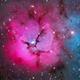 Messier 20, The Trifid Nebula,                                José Joaquín Pérez