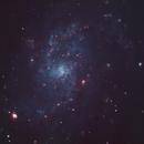 Neighbourly Nebulae,                                  hydrofluoric