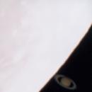 SATURN occultation  3 November 2001,                                Carlo Cuman (xfor...