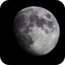 The Moon - 96% Illumination,                                HaydenAstro(NZ)