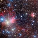 Auriga and The Fly Nebula,                                Claudio Tenreiro