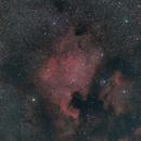 NGC 7000 & IC 5070,                                Matthias Steiner