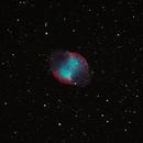 M27 Dumbbell Nebula,                                Michael Southam