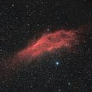 CALIFORNIA NGC 1499,                                Riccardo Crescimbeni