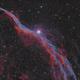The Witch's Broom NGC 6960,                                Axel Rau