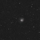 M 101 and surrounding galaxies / HyperStar,                                Elmiko