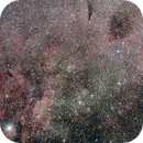 Wide field around Crescent Nebula,                                Luigi Fontana