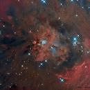nebulosa ic427,                                astromarcos