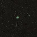 Dumbbell Nebula,                                steste1122