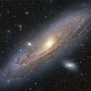 M31 mosaic,                                  snakagawa