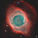 Helix Nebula in Aquarius,                                Damien Cannane