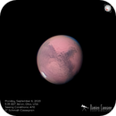 First Light with C11 - Mars!,                                Damien Cannane