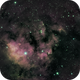 NGC7822 - HSO,                                Pam Whitfield