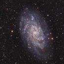 M33,                                  VuurEnVlam