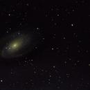 M81 and M82 on an Alt/Az Mount,                                Brent Newton