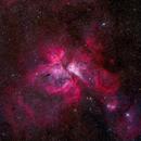 The Carina Nebula in Wide Field,                                  Chan Yu Peng