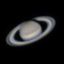 Saturn on Celestron C5,                                EnriMarch