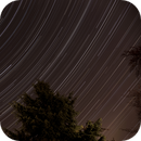 Startrails in Duesseldorf,                                Mark Lambertz