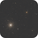 A quick M3 (NGC 5272) globular cluster in RsGB,                                Michele Vonci