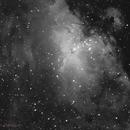 Nebulosa da Águia NGC 6611,                                Denis Valentim Rodrigues