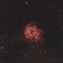 Rosette nebula,                                Bach hamba Youssef