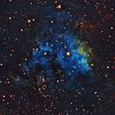 NGC 7822,                                wafpinard