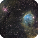 NGC 3324 Gabriela Mistral Nebula SHO,                    Maicon Germiniani