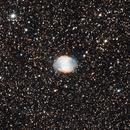Dumbell Nebula (M27),                                Scott Denning