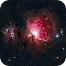 M42 HaLRGB,                                Tom Peter AKA Astrovetteman