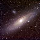 Galassia di Andromeda M31,                                Gianni Carcano