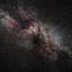 Around cygnus,                                paddy36