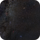 Widefield M45 - M31 - Perseus,                                Siegfried