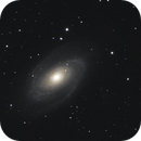 Messier 81,                                Aries-Lux