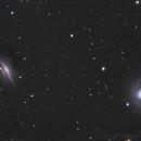 M77 & NGC 1055,                                seasonzhang813